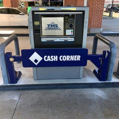 ATM Security Gate